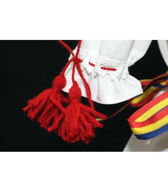 Costum botez traditional fetite complet Victoria