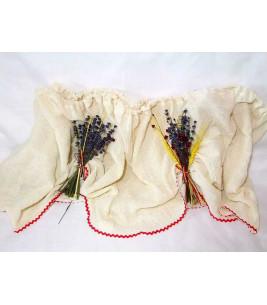 More about Decor cristelnita botez traditional cu lavanda