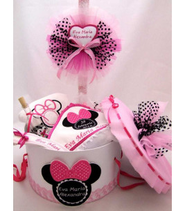 More about Trusou botez Minnie Mouse personalizat complet