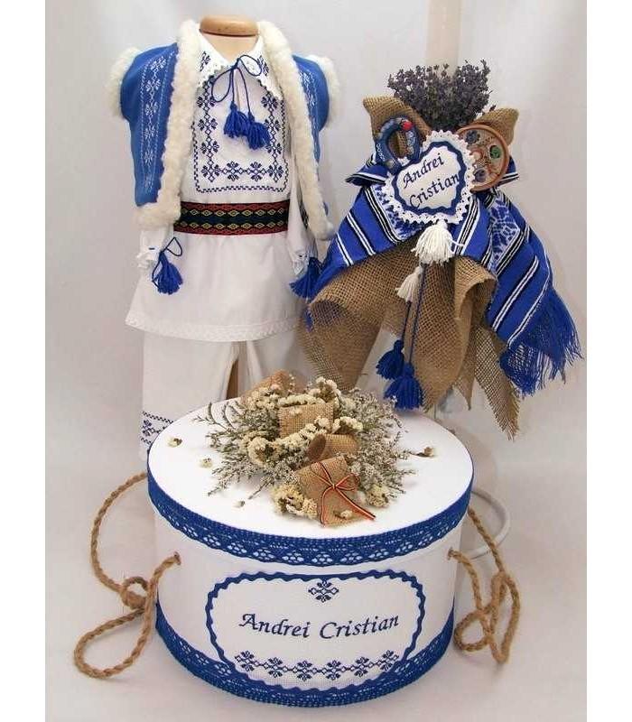 Trusou Botez Traditional Baieti Complet Tr44 Atelierele Cris