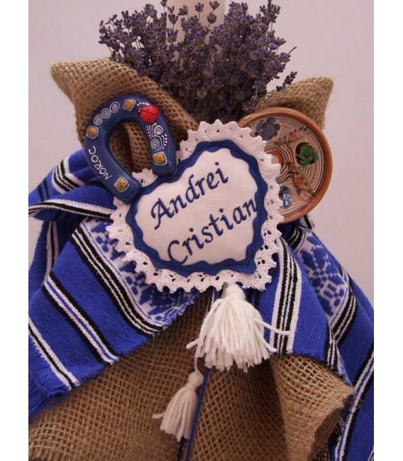 Trusouri botez traditionale - Trusou botez traditional baieti complet tr44