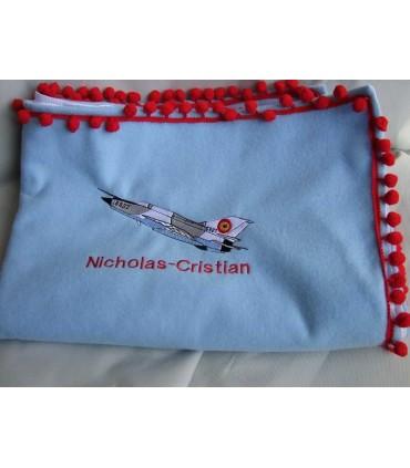 Paturica de Botez Avion Mig21