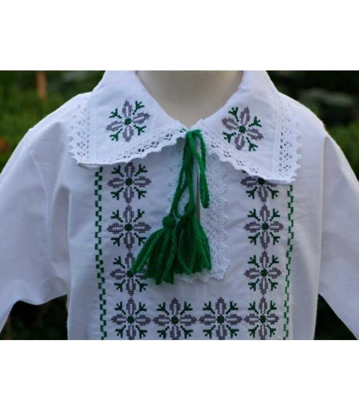 Costume Populare Botez Baieti Brodate Atelierele Cris