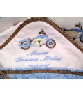 Trusou botez baieti personalizat motocicleta