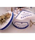 Trusou botez traditional albastru baieti sibiu