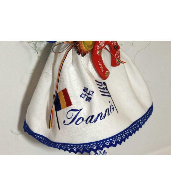 Lumanare botez traditionala Grecia