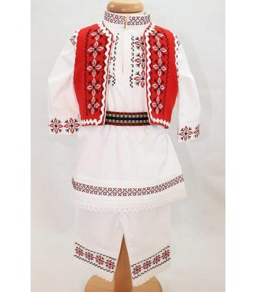 Costum botez baieti traditional Pintea