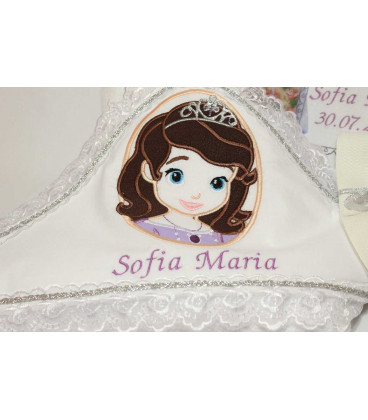 Trusou Botez Printesa Sofia