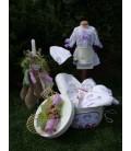 Trusou botez traditional fetite complet Sofia Andreea