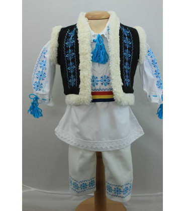 Costum Popular Botez Baieti Gruia
