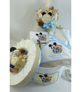 More about Trusou botez personalizat complet baiat Baby Mickey