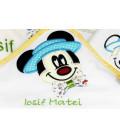 Trusou botez Mickey Mouse cu Palarie