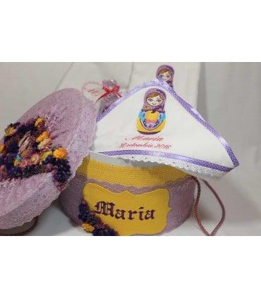 Trusou Botez Personalizat Matriosca
