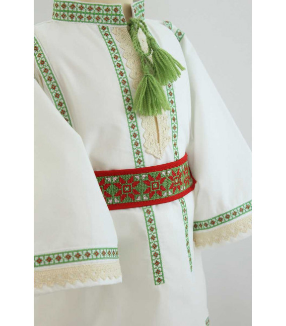 Trusouri botez traditionale - Trusou botez traditional complet Dacian