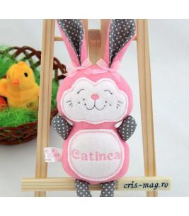 More about Jucarie personalizata iepuras handmade Catinca