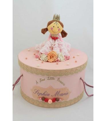 Trusou Botez Complet fetite Little Princess