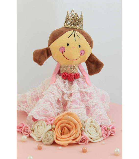Trusou Botez Complet fetite Little Princess
