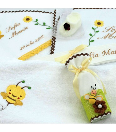 Trusou botez Albinuta si Floarea soarelui