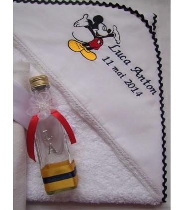Trusou botez personalizat Mickey Mouse producator Atelierele Cris  299,00Lei