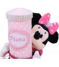 Lumanare botez scurta cu jucarie Minnie Mouse producator Atelierele Cris  249,00Lei