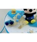 Cutie trusou botez Mickey Mouse producator Atelierele Cris  249,00Lei
