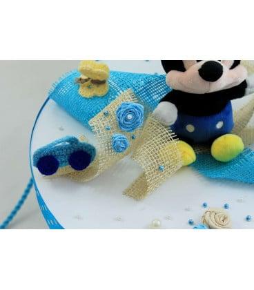 Cutie trusou botez Mickey Mouse