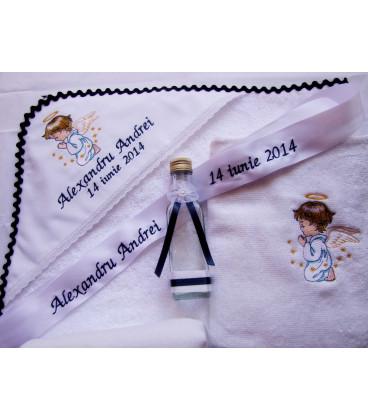 Trusou botez personalizat Ingerasul Rafael