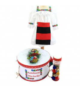 More about Trusou botez complet fetite traditional Maramures