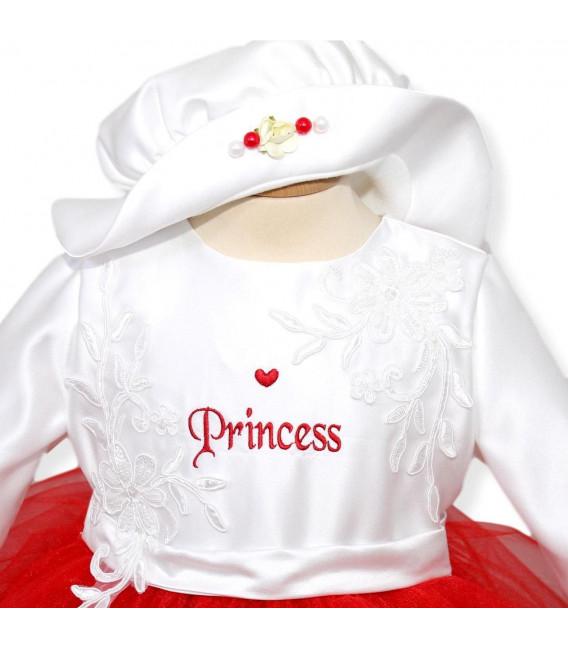 Rochita botez Princess si inimioara