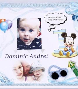 Set personalizat taierea motului Dominic