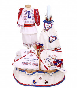 More about Trusou botez traditional complet badita Ioan