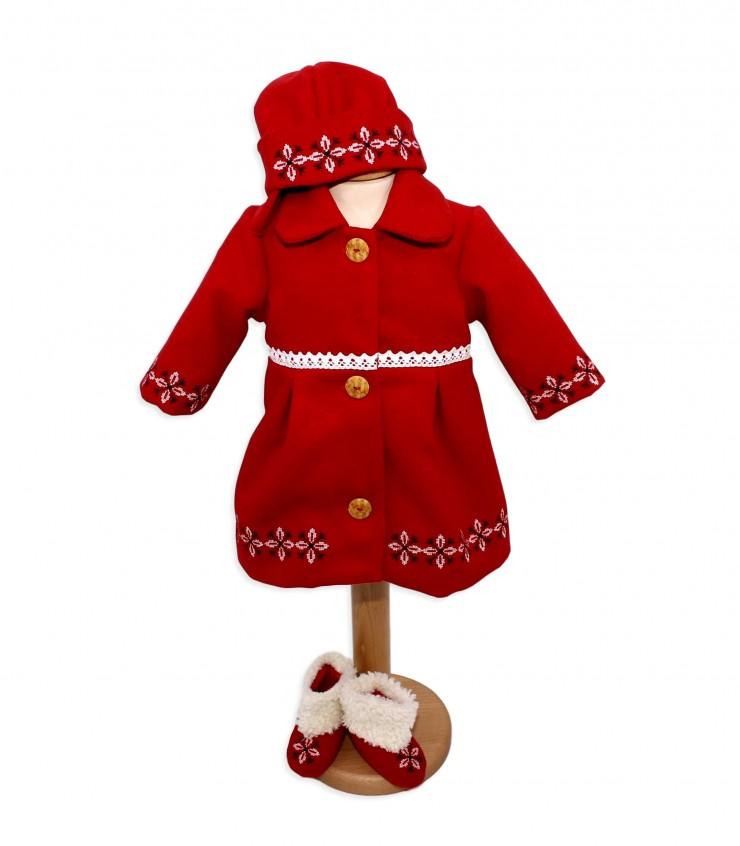 Seturi Botez Sezonul Rece Paltoane Rochite Costumase