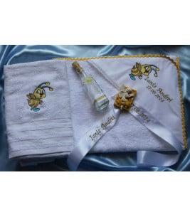 More about Trusou botez personalizat Albinuta