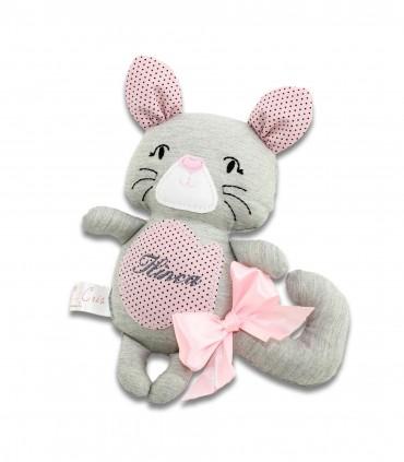 Jucarii personalizate bebelusi - Jucarii personalizate bebelusi, Pisicuta dragalasa