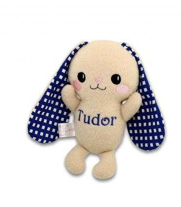 Iepuras personalizat Tudor producator Atelierele Cris  89,00Lei