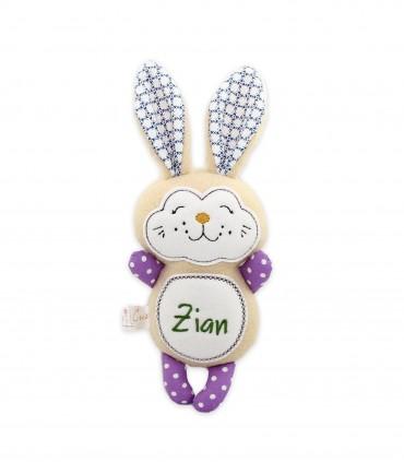 Iepuras personalizat Zian