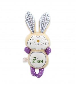 More about Iepuras personalizat Zian