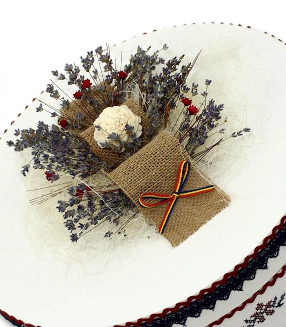Trusouri botez traditionale - Trusou botez complet model traditional Constantin