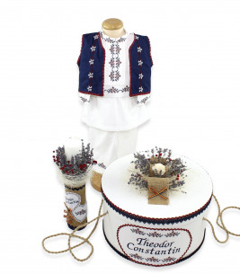 More about Trusou botez complet model traditional Constantin
