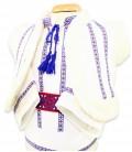 Trusouri botez traditionale - Set botez complet băieți traditional personalizat Luca