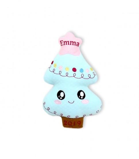 Bradut personalizat cu nume - Emma
