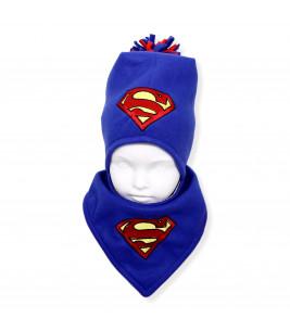 More about Cadou de Crăciun personalizat caciulita și fular Superman