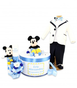 More about Trusou botez personalizat complet Baby Mickey dragalas 20 piese