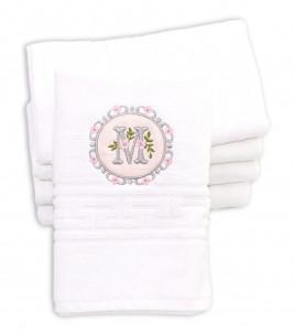 More about Prosop  personalizat pentru baie sau dus alb