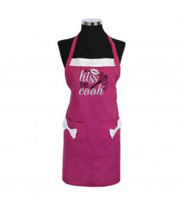 More about Sort bucatarie femei personalizat cu mesaj Kiss The Cook