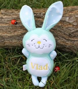 More about Iepuras de Paste personalizat Vlad