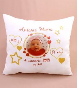 More about Perne personalizate cu poza si datele de nastere Antonia