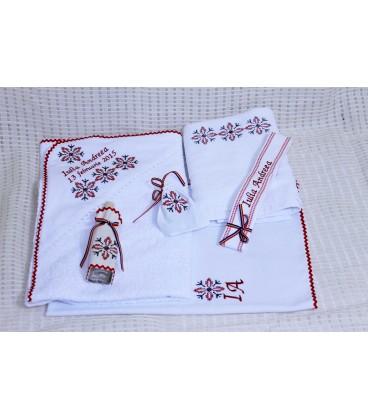 Trusou Botez Personalizat Traditional Stelute
