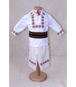 More about Costum botez traditional Stelute
