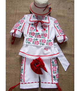 More about Costum botez traditional